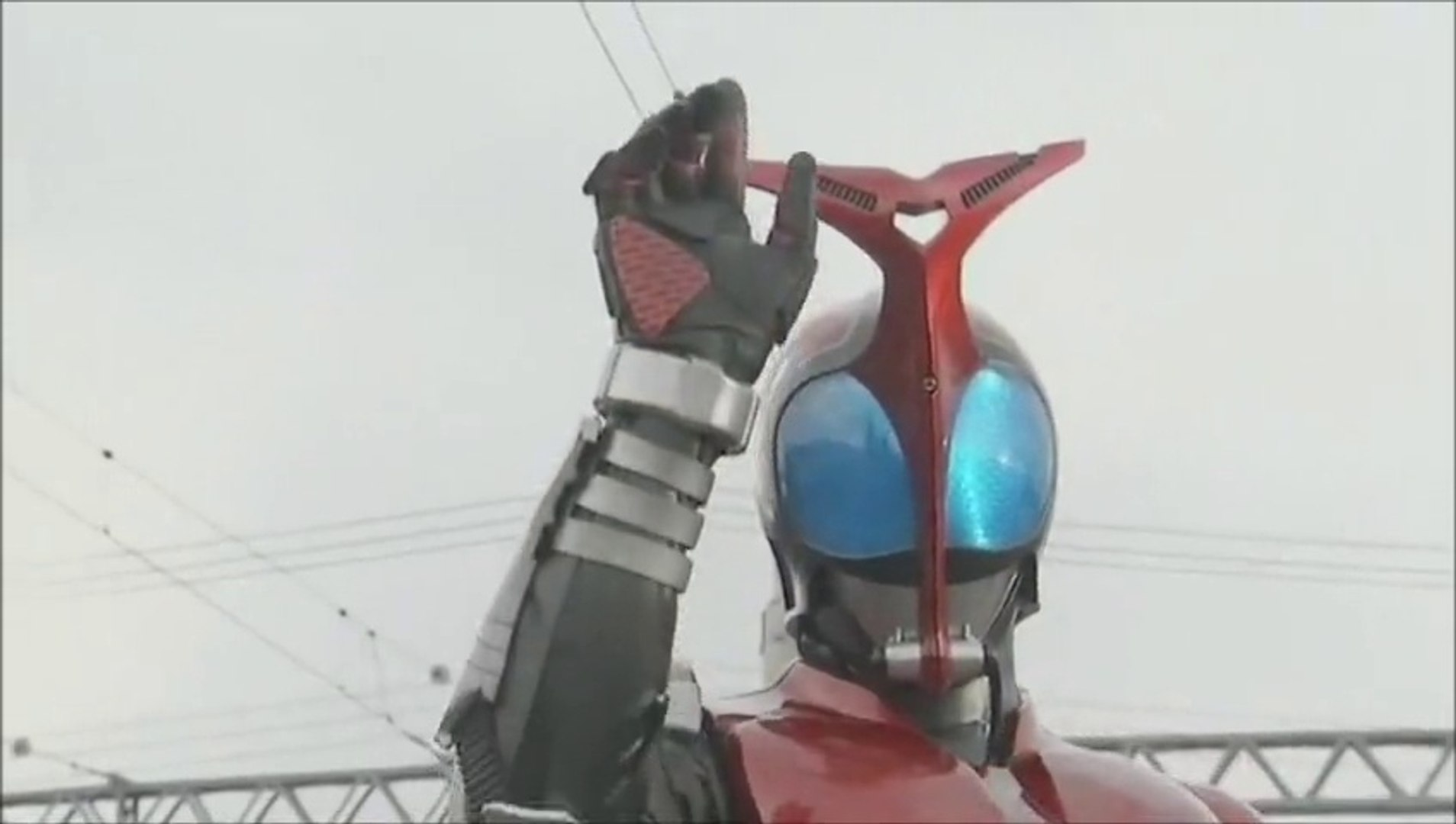 KAMEN RIDER KABUTO I am perfection (music video)