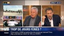 Le Soir BFM: Y a-t-il trop de jours fériés en France? - 08/05 3/3