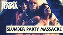 Réédition de la soundtrack de Slumber Party Massacre !