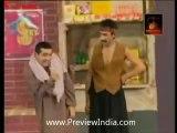 Iftikhar Thakur and Zafri khan BILLO BAKRA Funny stage drama Clip