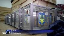 Donetsk prepares for disputed referendum