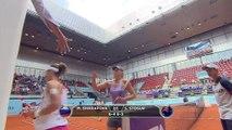 WTA Madrid: Sharapova bt Stosur (6-4 6-3)