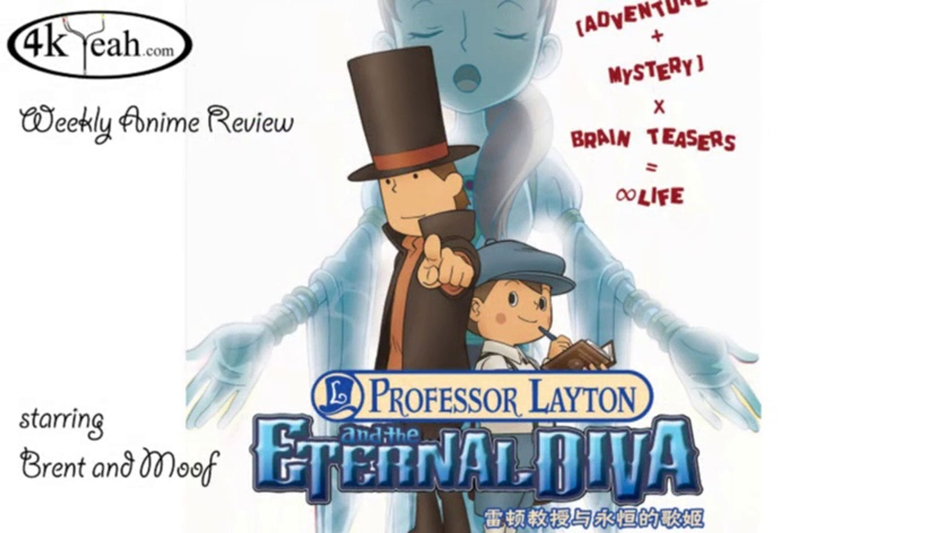 War 039 Professor Layton And The Eternal Diva Video Dailymotion