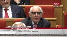 Audition de Monsieur Laurent Fabius sur la préparation de la Conférence de Paris 2015 sur le climat - Audition