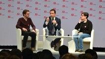 Rassemblement des Jeunes Socialistes Européens - Les Jeunes interpellent les ministres avec Benoît Hamon