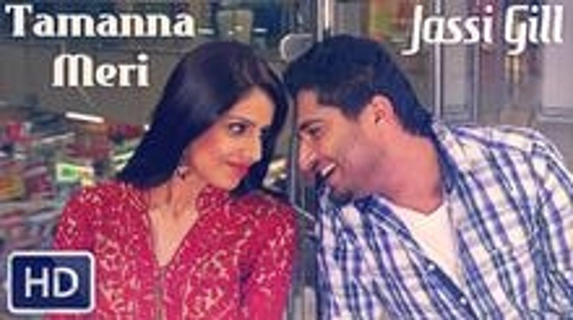 Tamanna Meri (Full Video) Jassi Gill - Dil Vil Pyaar Vyaar - New Punjabi  Songs 2014 HD