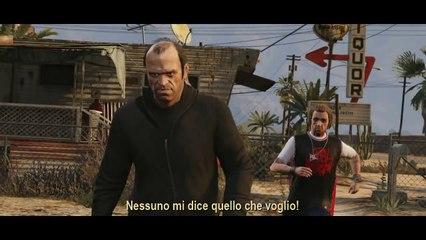 Grand Theft Auto V  - Trailer ufficiale