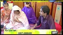 The Morning Show With Sanam Baloch , 8 May 2014 - Maa Ki Faryaad -- 8th May 2014