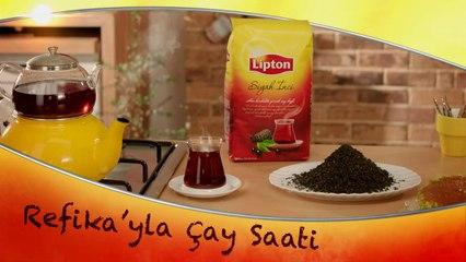 Refika'nın Yeni Keşfi Lipton Siyah İnci