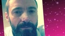 Hugh Jackman, tratado de cáncer de piel por segunda vez.