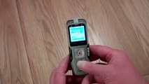 Philips DVT 3500 Digital Recorder with Auto Adjust Recording and Telephone Pick-Up Microphone