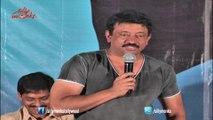 Ram Gopal Varma Speech @ Romeo Audio Launch - Puri, Sairam Shankar