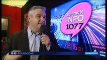 Direct  12/13 à  Saint-Apollinaire : PC de surveillance des autoroutes de l'APRR
