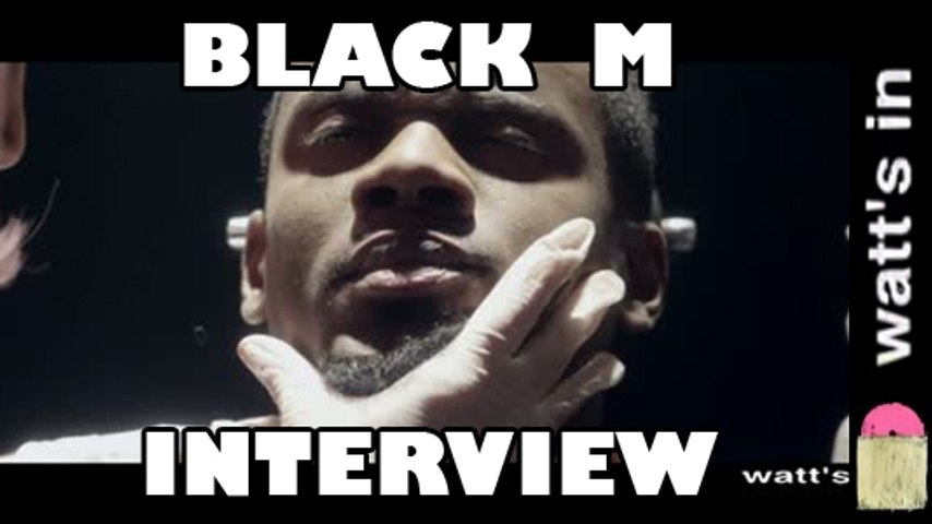 Black M : Mme Pavoshko Interview Exclu (HD)