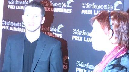 Pierre Deladonchamps- Prix Lumières 2014