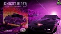 """Knight Rider """"K2000"""" La série & les jeux vidéos (NES/PC Engine)"""