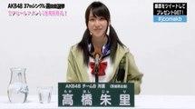 2014 AKB48 Election Video (Takahashi Juri)