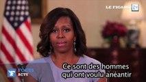 Enlèvements au Nigéria : l'indignation de Michelle Obama