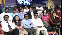 Aftab Iqbal And Khabar Naak Team insulting Imran Khan Very Badly - khabar naak 9th may 2014