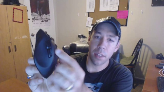 Video Review of the Logitech G700s Gaming Mouse