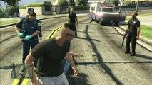 GTA 5 online Best of funny moments #2 (Les Panthères rose,Fête Foraine en vélo, cascade fail...)