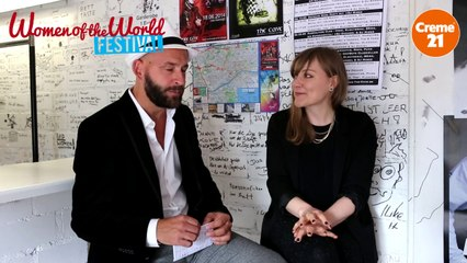 Backstage Interview Ira Atari by WOTW Festival & Creme21