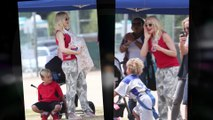 Gwen Stefani and Celebrity Moms Celebrate Mother's Day