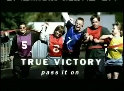 True Victory !