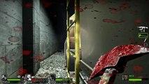 Last Child Left Plays #2 - Left 4 Dead 2 - Single Player - Blood Harvest 10-05-2014