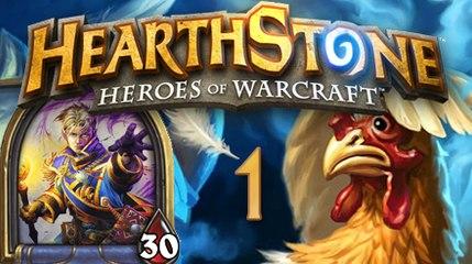 German Let's Play: Hearthstone Heroes of Warcraft, Priester, Part 1