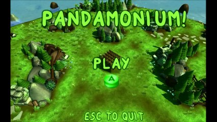 Let's Play Pandamonium (Deutsch)