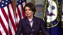 """Nancy Pelosi hopes for """"bipartisanship"""" in Benghazi probe"""