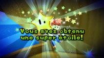 Super Mario Galaxy - Royaume des abeilles - Étoile 4 : Devance ton double au royaume des abeilles !