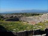 Archaeological sites of Argos- Folk music from Argos (Kalamatianos)