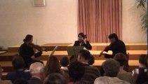 "Concert ""ACJ Macon"" 29 novembre 1998 2. ""Le Trio"" de Bourg"