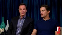 E! Online - Tim DeKay and Matt Bomer Spill White Collar Scoop