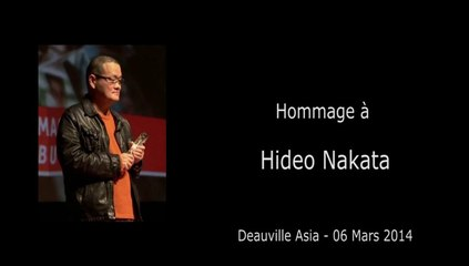 Deauville Asia - Hommage à Hideo Nakata -