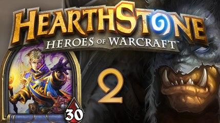 German Let's Play: Hearthstone Heroes of Warcraft, Priester, Part 2
