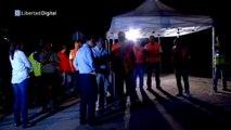 Mueren cinco niños en un accidente de autobús en Puerto Hurraco