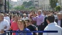 Syrie : les habitants de Homs sont de retour dans leur ville