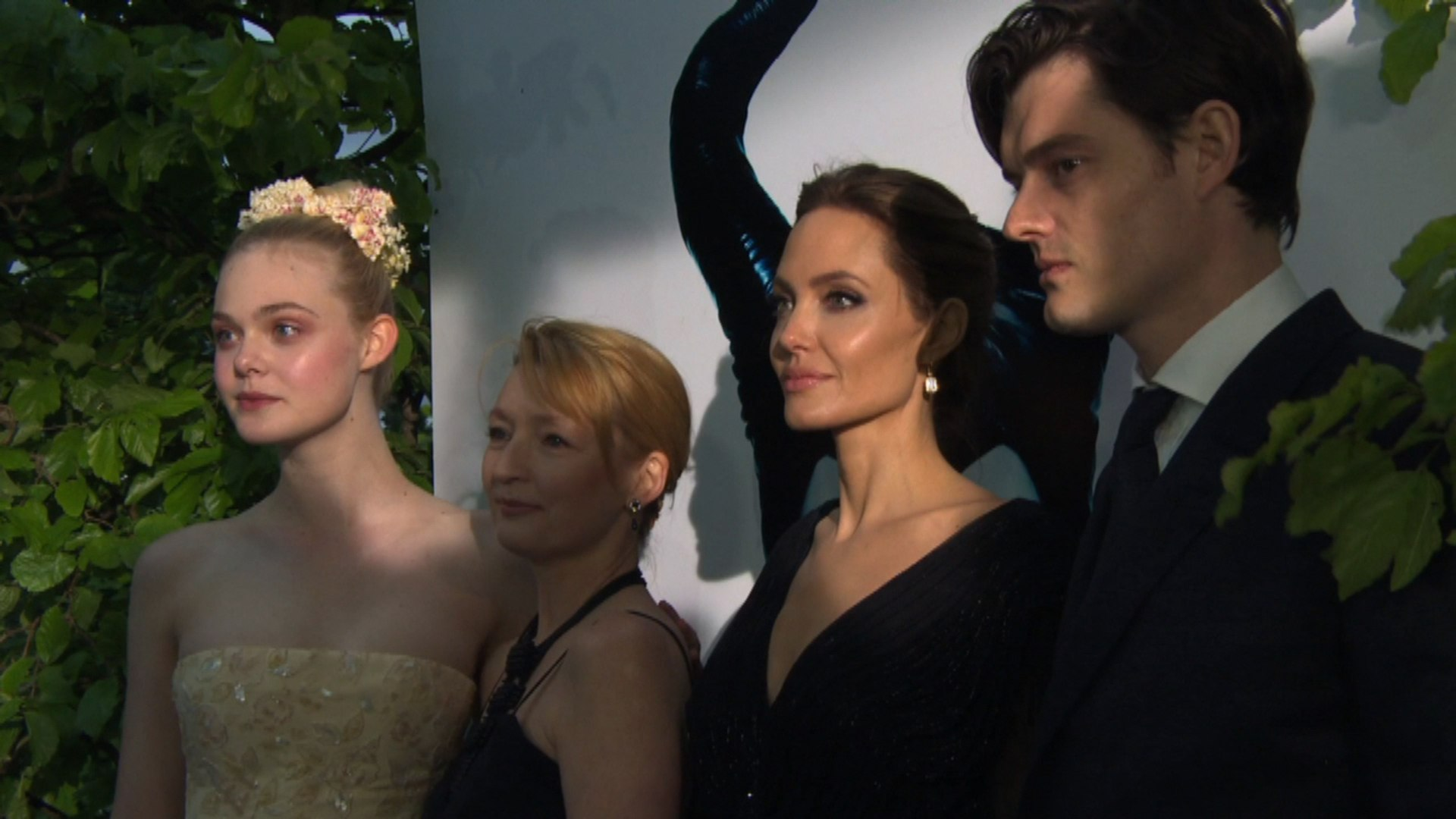 Why Angelina Jolie Cast Her Daughter In Maleficent