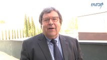 Interview de Mr Michel SAPPIN au colloque ENSOSP et Sciences PO du 17 au 18 avril 2014