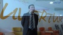 Interview de Mr BOUDRANDI au colloque ENSOSP et Sciences PO du 17 au 18 avril 2014