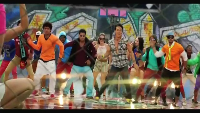 Heropanti's  The Pappi Song released