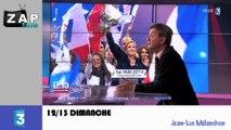 Zap télé: Les propositions de Zemmour pour faire des économies... Tout va bien entre Angela Merkel et François Hollande