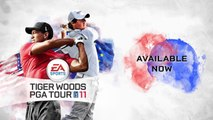 Tiger Woods PGA TOUR 11 PS3 Xbox 360 Launch Trailer