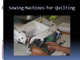 Sew Much for Quilting