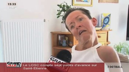 Reportage Grand Lille TV - Shooting Elles