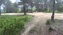 Cuges les pins GR98 50 km 15