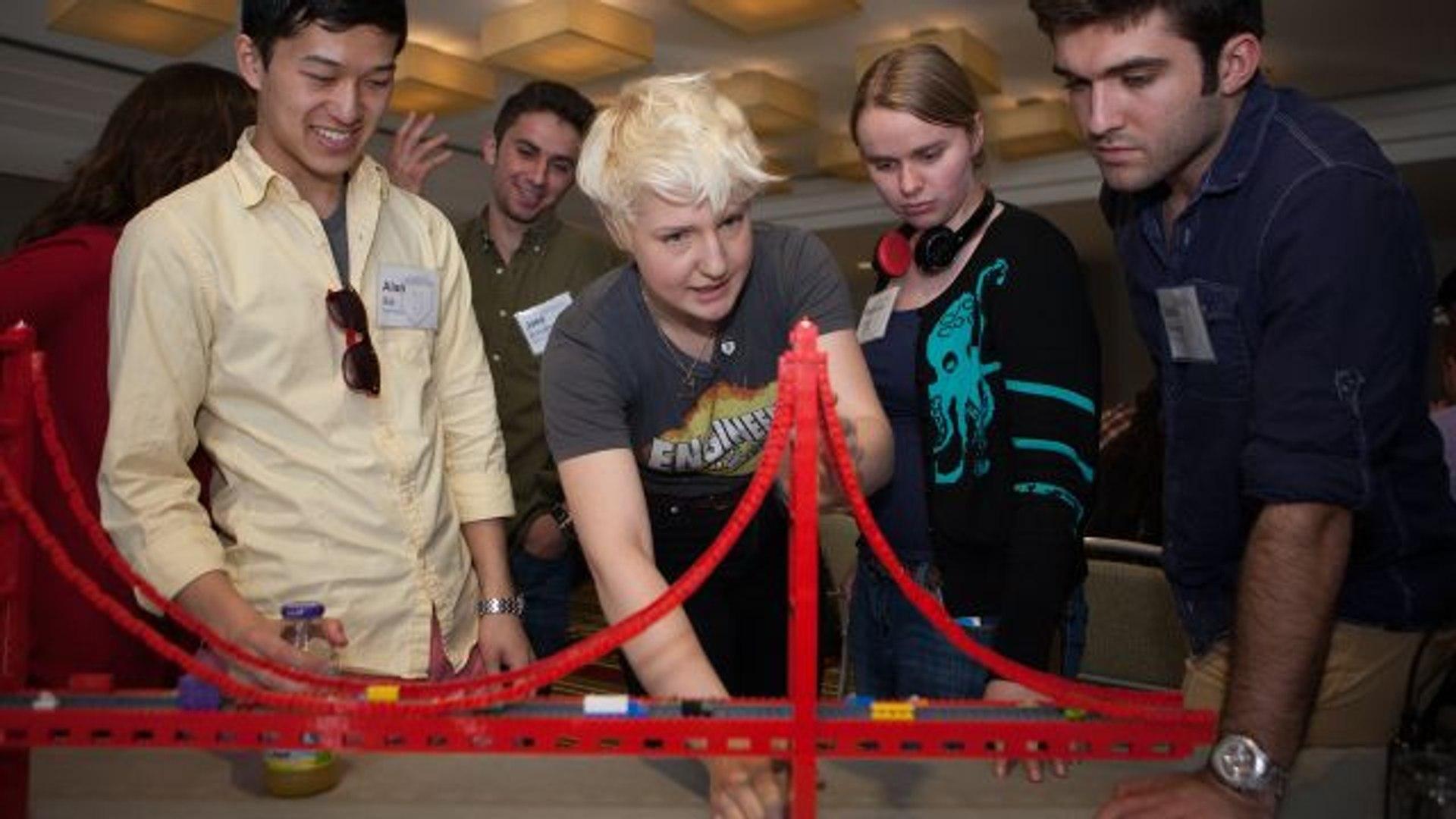 Teen Technorati  - The LEGO Challenge: Creative Problem-Solving